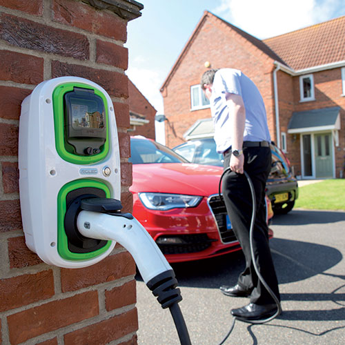 Home Place EV Charge point